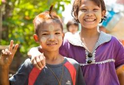 Aung San Village #1